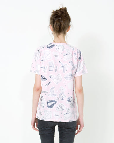 TATTOO PINK, Unisex T-shirt