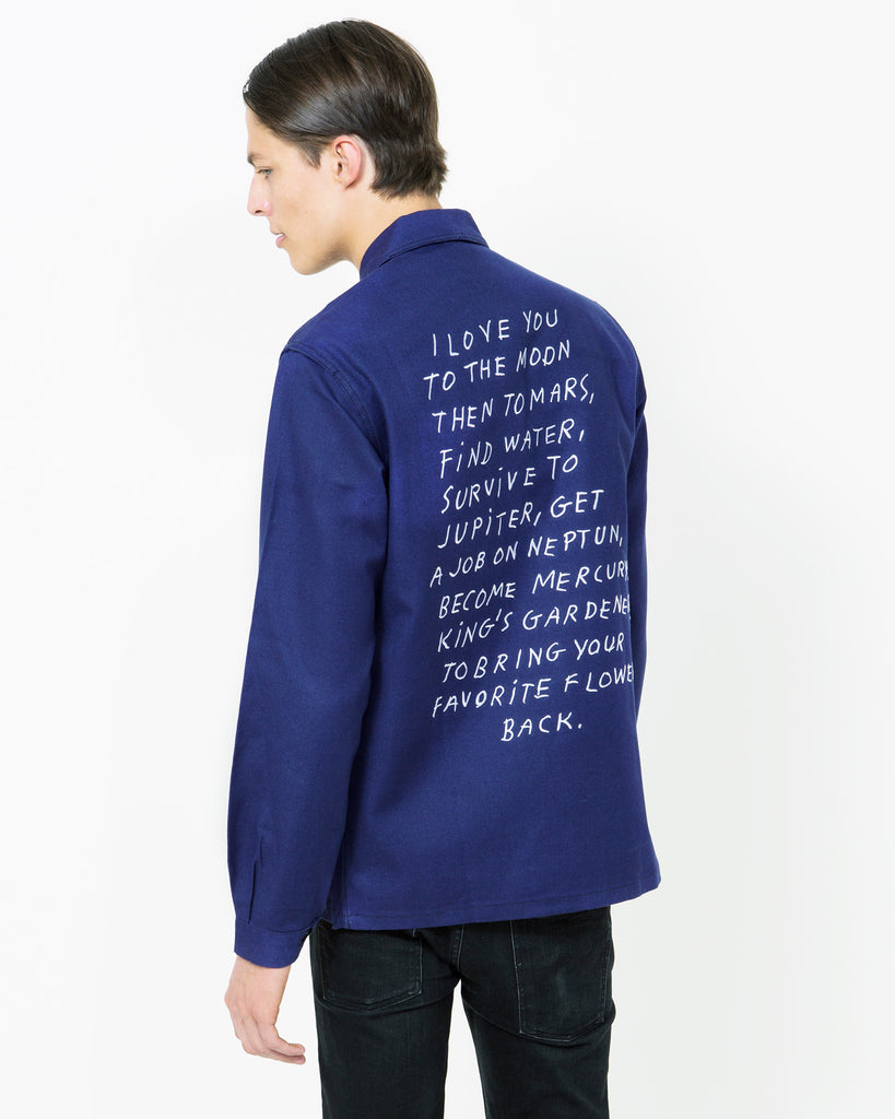 MOON, Jacket - ONETSHIRT   - 1