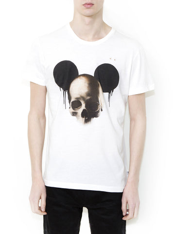 MICKEY SMALL Men Regular Fit T-shirt