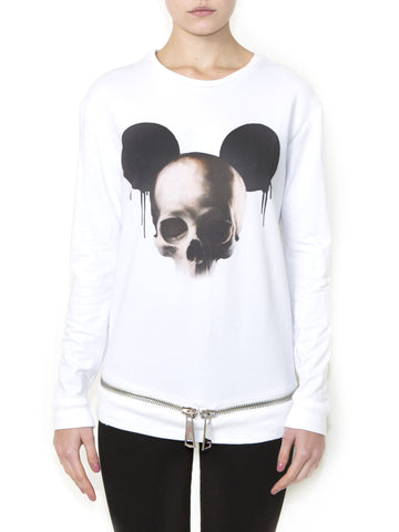 MICKEY SMALL Unisex Sweatshirt