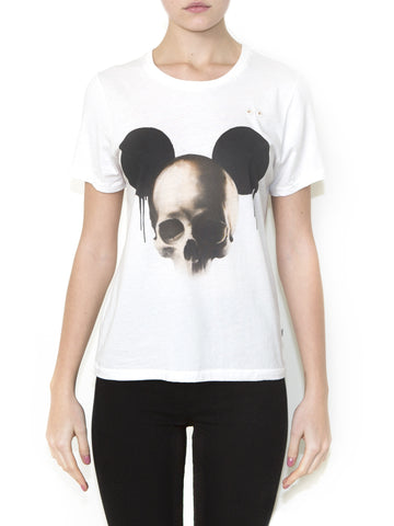 MICKEY SMALL Women Regular Fit T-shirt