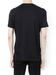 OX ON BLACK Men Regular Fit T-shirt - ONETSHIRT