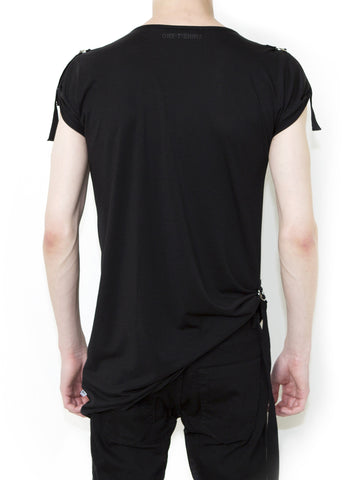 OX ON BLACK Unisex Fashion Fit T-shirt