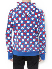 OX ON BLUE Unisex Hoody - ONETSHIRT