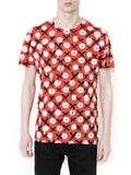 OX ON RED Men Regular Fit T-shirt - ONETSHIRT