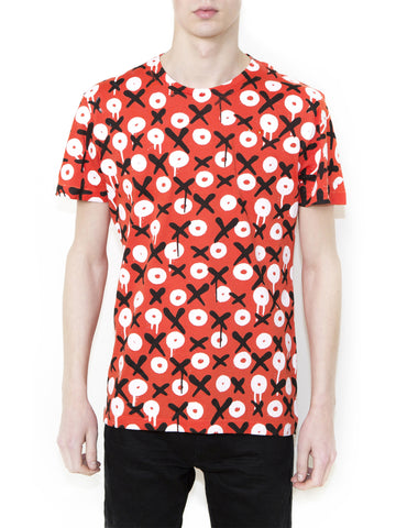 OX ON RED Men Regular Fit T-shirt