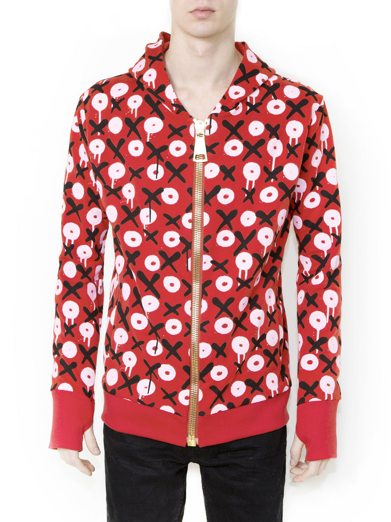 OX ON RED Unisex Hoody - ONETSHIRT