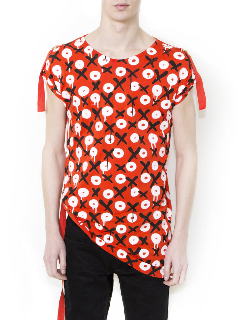 OX ON RED Unisex Fashion Fit T-shirt - ONETSHIRT   - 1
