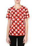 OX ON RED Women Regular Fit T-shirt - ONETSHIRT