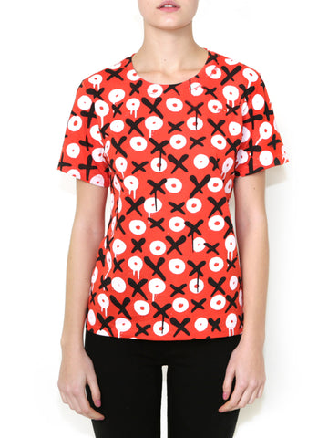 OX ON RED Women Regular Fit T-shirt