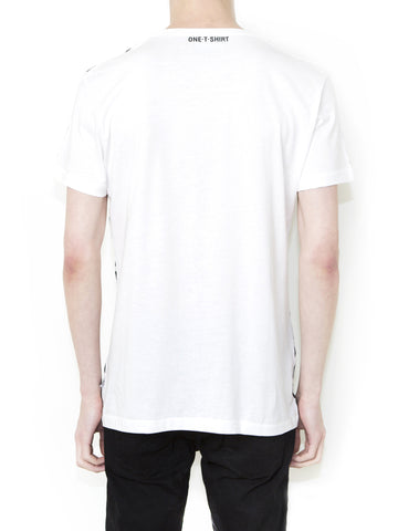 OX ON WHITE Men Regular Fit T-shirt