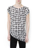 OX ON WHITE Unisex Fashion Fit T-shirt - ONETSHIRT