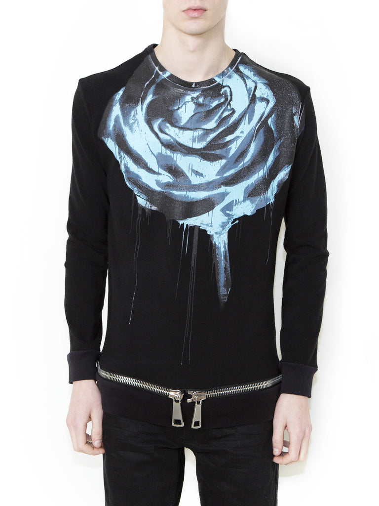 ROSE INVERTED Unisex Sweatshirt - ONETSHIRT
