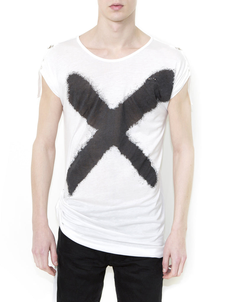X BLACK Unisex Fashion Fit T-shirt - ONETSHIRT