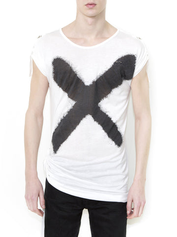 X BLACK Unisex Fashion Fit T-shirt