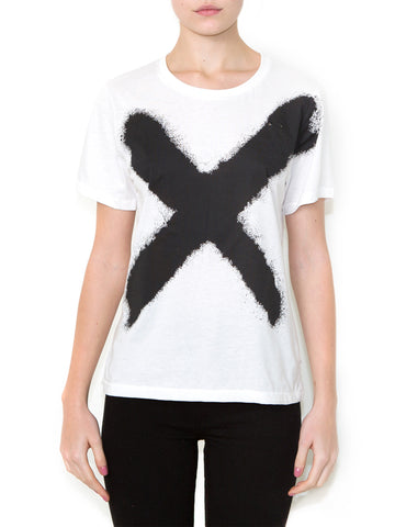 X BLACK Women Regular Fit T-shirt
