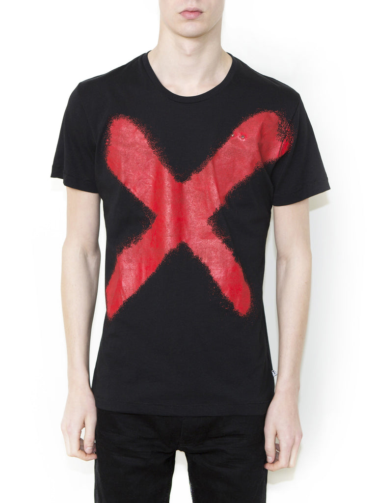 X RED Men Regular Fit T-shirt - ONETSHIRT