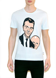 DOMENICO & STEFANO, Fashionistas by Michael Roberts, Men Regular Fit T-shirt - ONETSHIRT