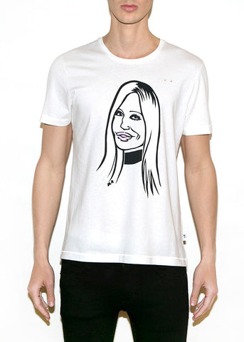 DONATELLA, Fashionistas by Michael Roberts, Men Regular Fit T-shirt