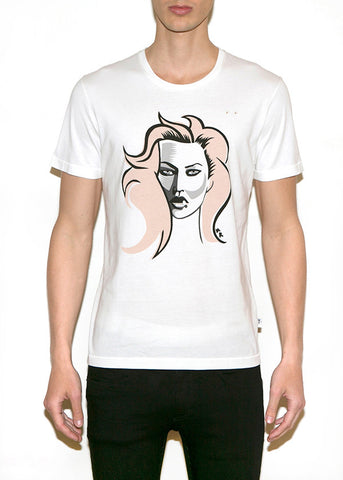 KATE, Fashionistas by Michael Roberts, Men Regular Fit T-shirt