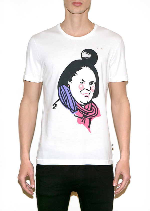 SUZY, Fashionistas by Michael Roberts, Men Regular Fit T-shirt-T-shirt-ONETSHIRT