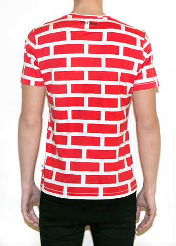 BRICKS BIG Men Regular Fit T-shirt