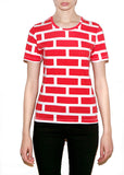 BRICKS BIG Women Regular Fit T-shirt - ONETSHIRT