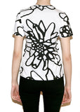 FLOWERS BIG Women Regular Fit T-shirt - ONETSHIRT