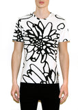 FLOWERS BIG Men Regular Fit T-shirt - ONETSHIRT
