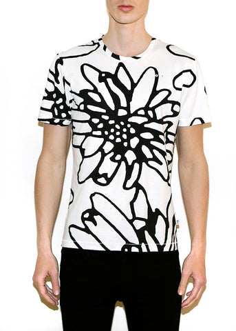 FLOWERS BIG Men Regular Fit T-shirt