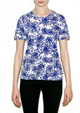 FLOWERS SMALL Women Regular Fit T-shirt - ONETSHIRT