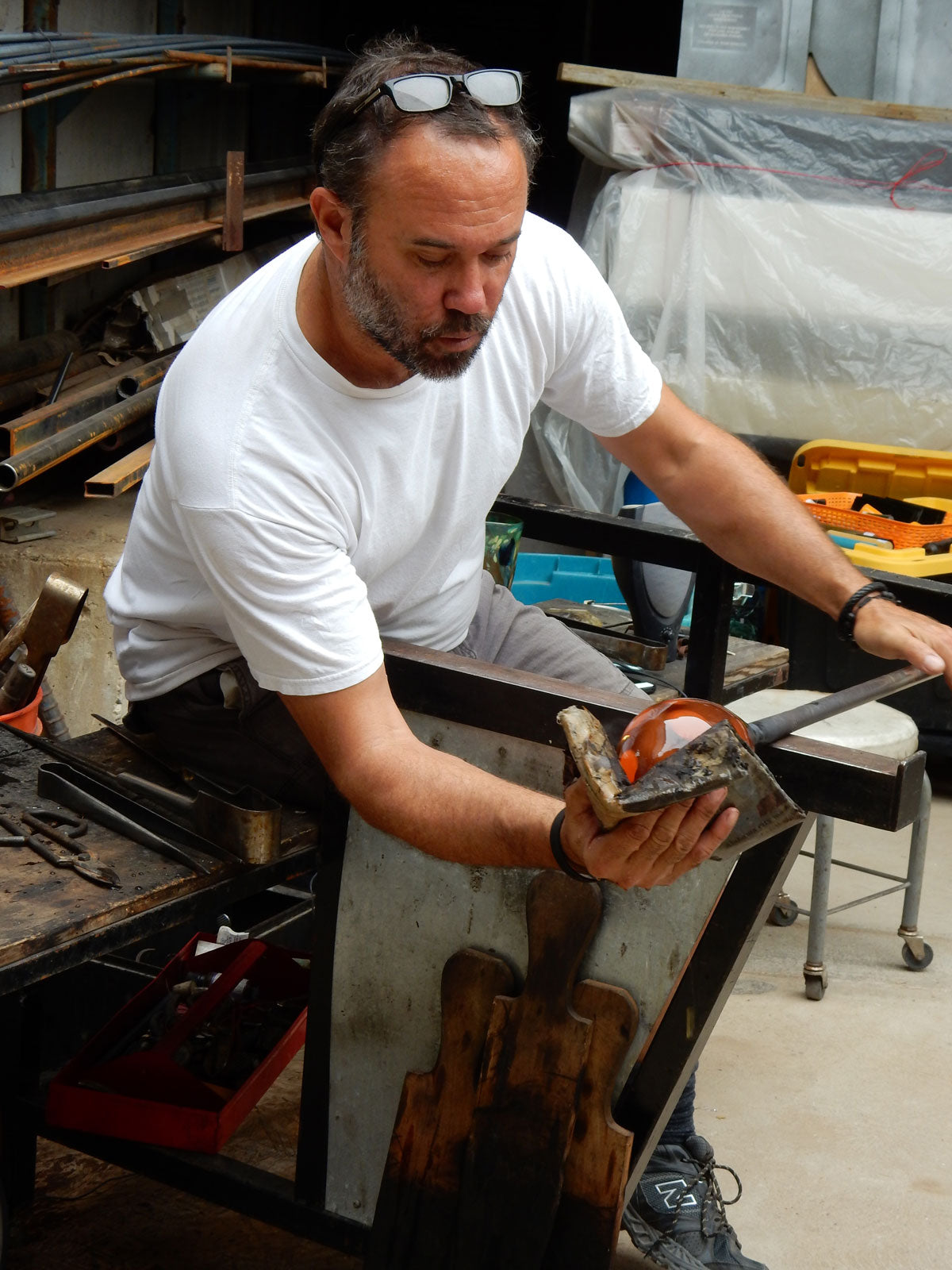 2 Day Glassblowing Workshop