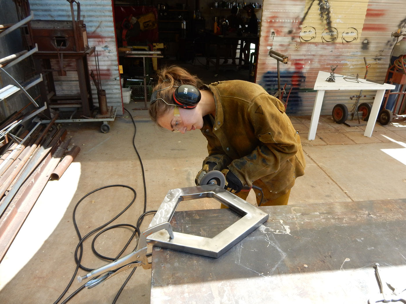 3 Day Metalworking Workshop