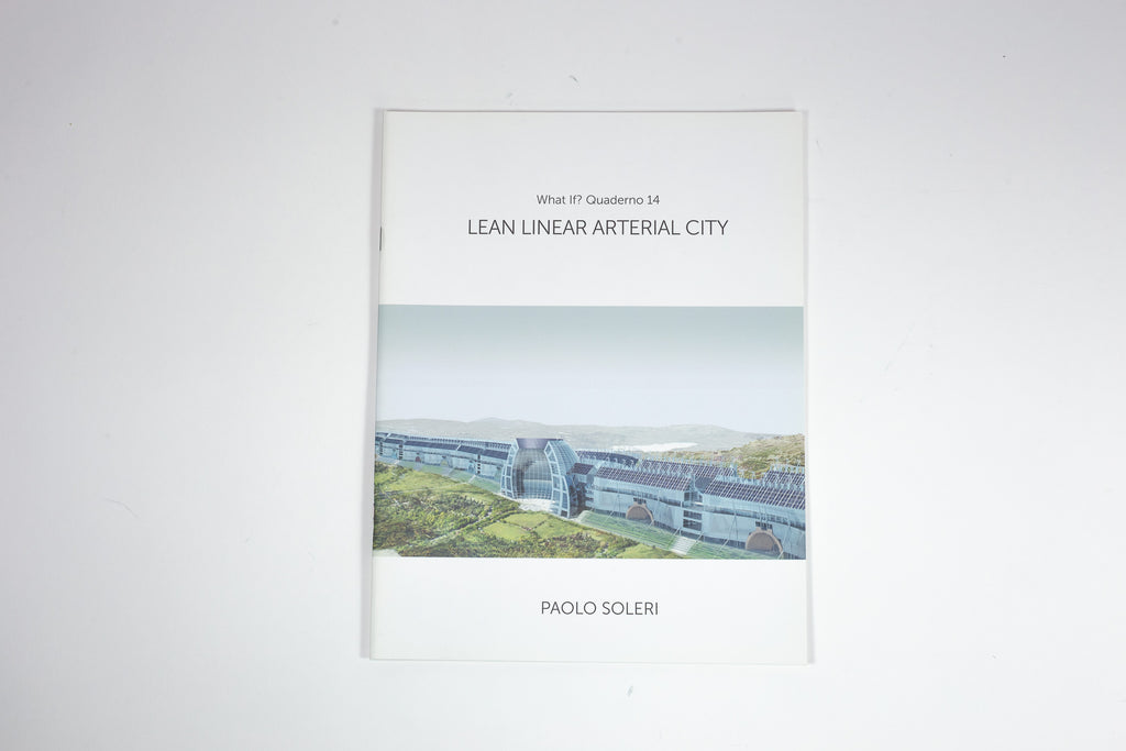 What If? Quaderno 14 - Lean Linear City
