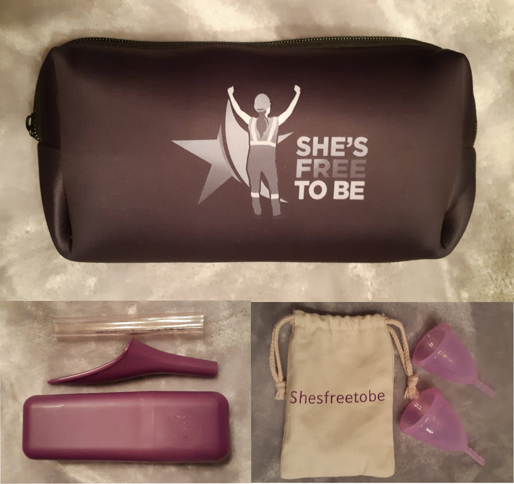 Shesfreetobe Deluxe Toolkit