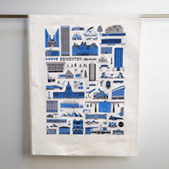 YEG Tea Towel