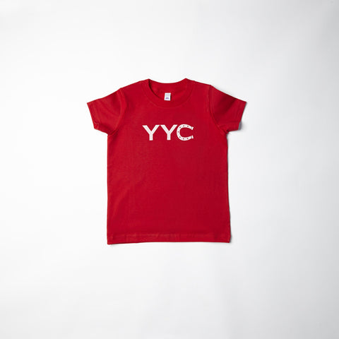 Children's YYC T-Shirt