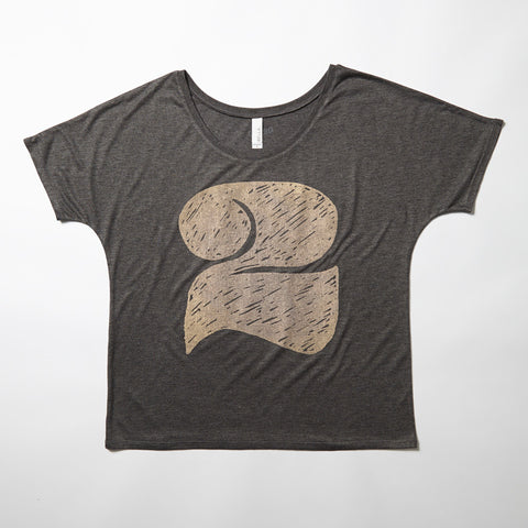 Women's No. 2 Flowy T-Shirt