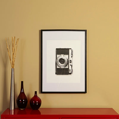 Screen Print - Wirgin Camera