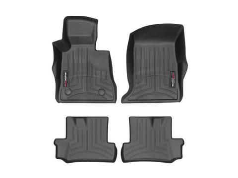 Weather Tech Floor Mats 2016+ Camaro SS