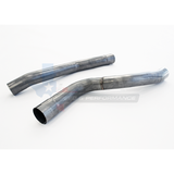 "TEXAS SPEED AND PERFORMANCE 2009-2014 CTS-V 2"" 304 STAINLESS STEEL LONG TUBE HEADERS AND & 3"" CATTED X PIPE"