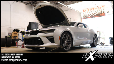 2016+ Camaro SS Remote Tune Packages (HP Tuners and Wide Band Not Included)