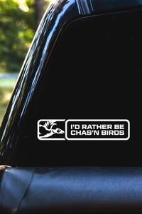 'DAY DREAMER' DECAL