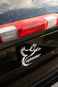 'ROOSTER CACKLE' DECAL