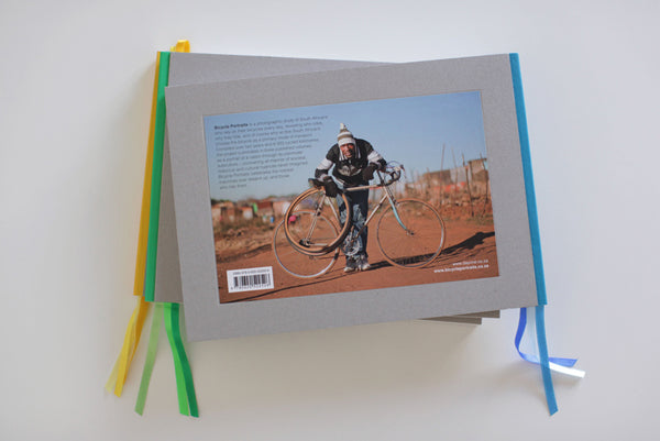 Bicycle Portraits limited edition photographic books