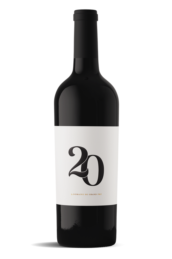 20th Anniversary Wine
