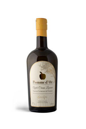 Pomme d'Or Apple Cream Liquor