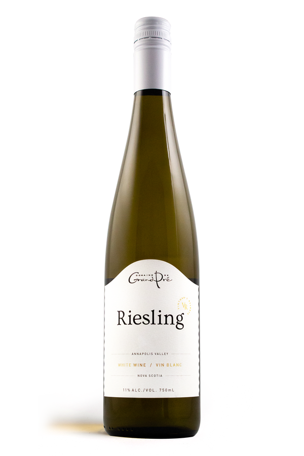Bottle of Riesling
