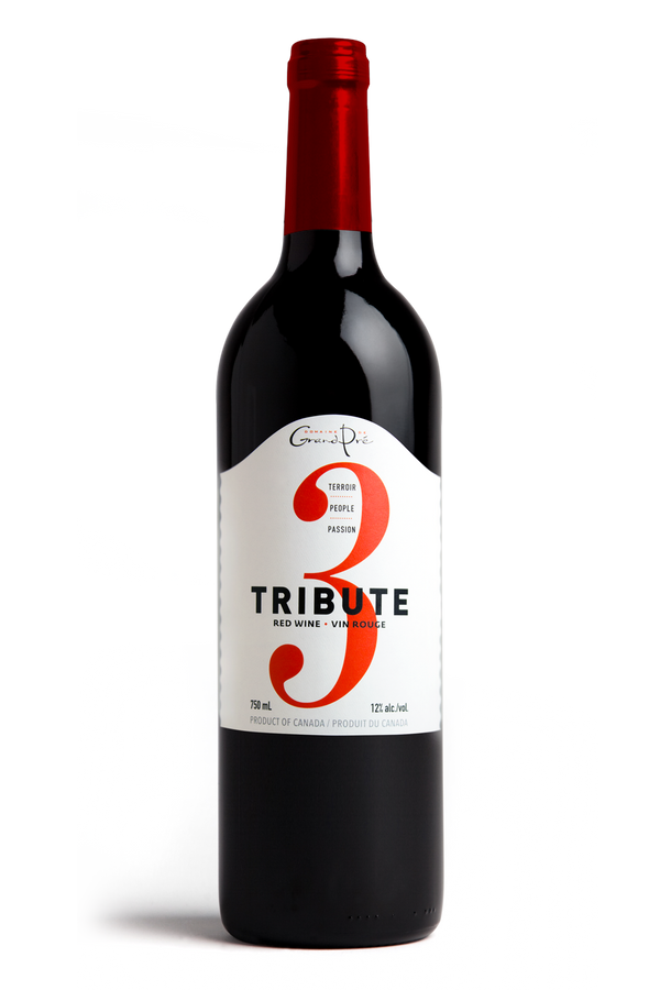 Bottle of Tribute.