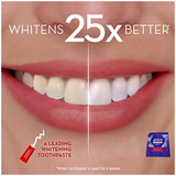 Crest 3D Whitestrips Advanced Vivid Glamorous White Zahnaufhellung
